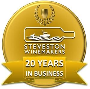 20th Anniversary - In Business in Steveston