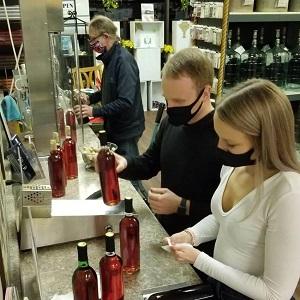 2021-06 Doors Open - Bottling