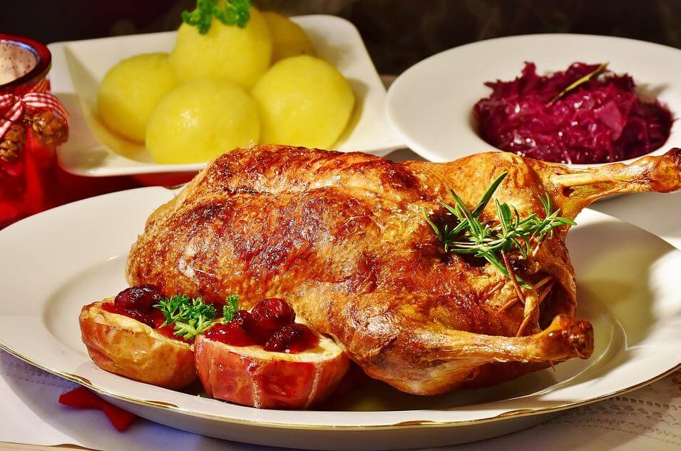 Cooking With Wine – Roast Duck