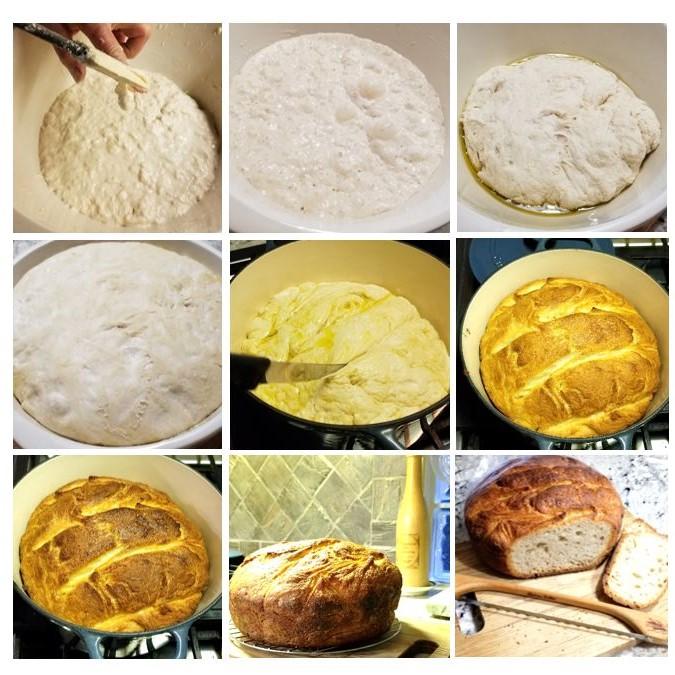 Recipe – Champagne Yeast Bread