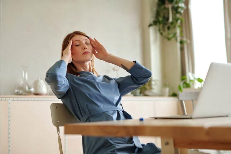 What's causing my headaches?